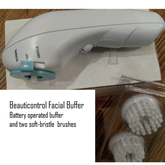 beauticontrol Other - Beauticontrol Facial Buffer & Brushes